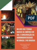 Milhos das terras baixas da América do Sul e conservação da agrobiodiversidade no Brasil e no Uruguai. Orgs