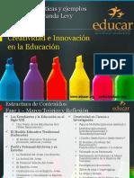 CREATIVIDAD E INNOVACIÓN EN LA EDUCACIÓN