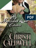 The Heart Of A Scandal 1 - En Busca de un Caballero - Christi Caldwell