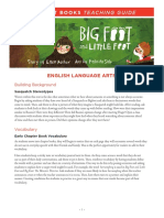 Big Foot and Little Foot Series Teaching Guide