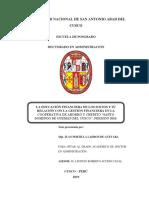 EDUCACION FINANCIERA EN SOCION DE SANTO DOMINGO UNSAAC 2019.pdf
