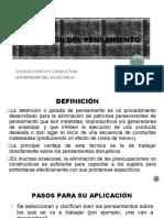 DETENCIÓN DEL PENSAMIENTO