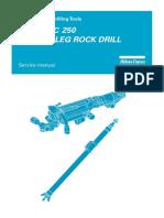 Secoroc 250 Service Manual