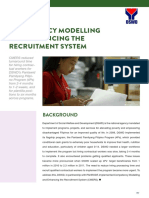 DSWD CompetencyModelling