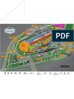 Daytona 500 Facility Map