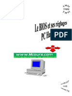 Le BIOS Et Ses Reglages