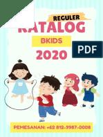 Katalog - Bentang Kids