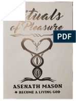 Asenath Mason - Rituals of Pleasure