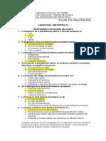 CUESTIONARIOS SOBRE PATOLOGIAS DEL PARTO-ALUMNOS