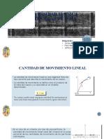 CANTIDAD DE MOVIMIENTO LINEAL.pptx