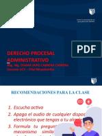 EL PROCESO ADMINISTRATIVO DISCIPLINARIO SERVIR