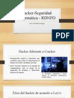 Hacker-Seguridad  informática - RDNFO