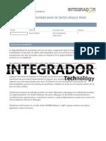 Recomendacion Base de Datos Produccion.docx
