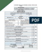 FICHA DE VALORACION DE INFORMES FINALES DE EXTENSIÓN CULTURAL Y PROYECCIÓN SOCIAL