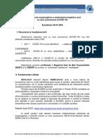 Metodologia de supraveghere a COVID-19_Actualizare_04.01.2021