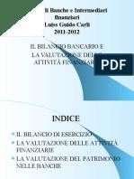 Il Bilancio Di Esercizioe La Valutazione Dei Crediti e Titol Finalei1