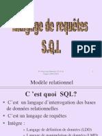 Chapiter41-Langage SQL