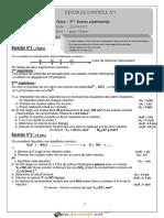 Devoir de Contrôle N°1 - Sciences physiques - 3ème Sciences exp (2017-2018) Mr Mejri Chokri (1).pdf