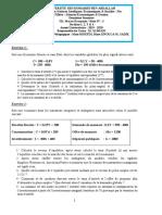 SERIE  5 - 2020_Pr. SLIMANI