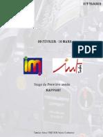 Rapport de stage - Imprimerie Michot