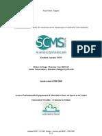 Rapport de projet tutoré - SCMS Europe