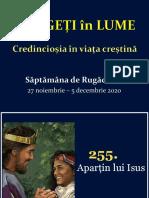 04. SRug - Duminica 29 nov 2020