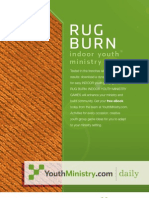 Rug Burn Youth Games