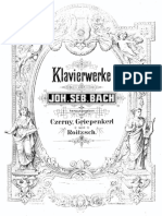 15 Inventions, BWV 772-786 - Complete score