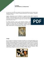 Cubismo, fauvismo, art naif, collage