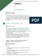 Présentation du cours - Format & Objectifs _ A0.0- Découvrir le cours & l'équipe _ Contenu du cours 26001 _ FUN-MOOC