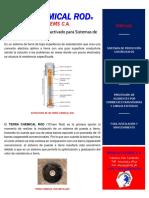TChem Rod v.7. FICHA TECNICA. Especificaciones y Características. (1) - Copia