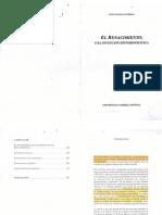 Retamal, Julio - El Renacimiento Una Invención Historiografica (Introducción)