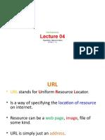 Lec # 04 HTML - IV