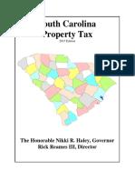 SC Property Tax 2015 Edition