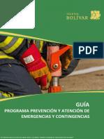 Guía Plan Emergencias