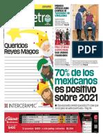 Publimetro CdMx 05-01-21