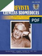 Revista ciencias biomedicas vol 2