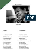 Maya Angelou - Antología