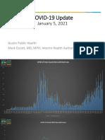 COVID-19 Update 01-05-2021