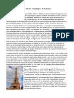 Les attraits touristiques de la France.docx