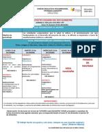3ros BGU y BT - Proyecto 5 - Agenda 2