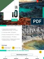 Componentes Do Sistema Terra (Subsistemas Da Terra) PDF