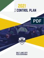 2021 Crime Control Plan