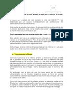 Informe VIII