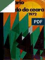 Anuário Do Ceará - 1972