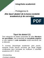 P6 Etica si integritate academica 2019-2020