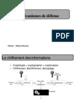 Chapitre 2 Mécanismes de défense