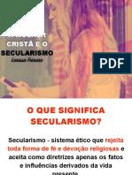 A MULHER CRISTÃ E O SECULARISMO