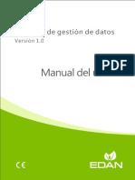 DMS Software de gestión de datos Manual del Usuario
