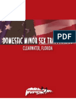 Domestic Minor Sex Trafficking Assessment in Clearwater, Florida